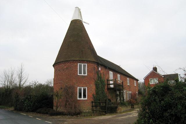 Barham Oast, Alders Road, Capel, Kent