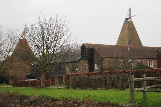 3 Barnes Street Oasts, Three Elm Lane, Golden Green, Kent