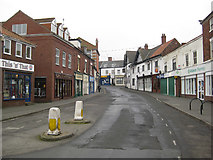 TA0321 : King Street, Barton Upon Humber by David Wright