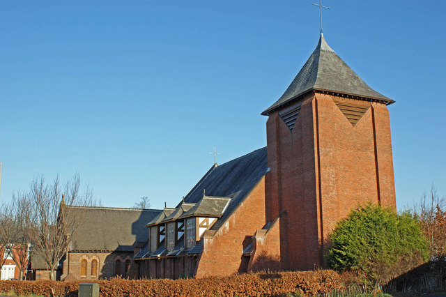 St Mary Magdalen RC Church