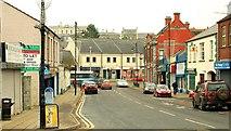 J4844 : St Patrick's Avenue, Downpatrick by Albert Bridge
