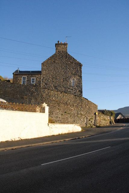 No.1 Borthwen Terrace, Aberamffra Rd, Barmouth