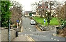 J4844 : Folly Lane, Downpatrick by Albert Bridge