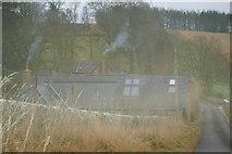 NO3151 : Sleepy Kirkton of Airlie by Alan Morrison
