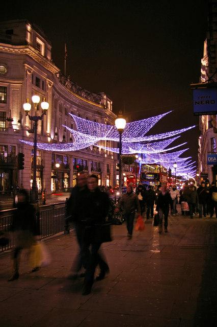 Regent Street, London W1