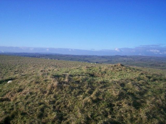 Barrow on Middleton Moor