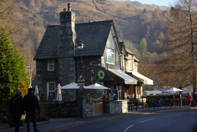 Riverside Cafe, Grasmere