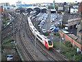 NZ2463 : Newcastle station by David Ashcroft