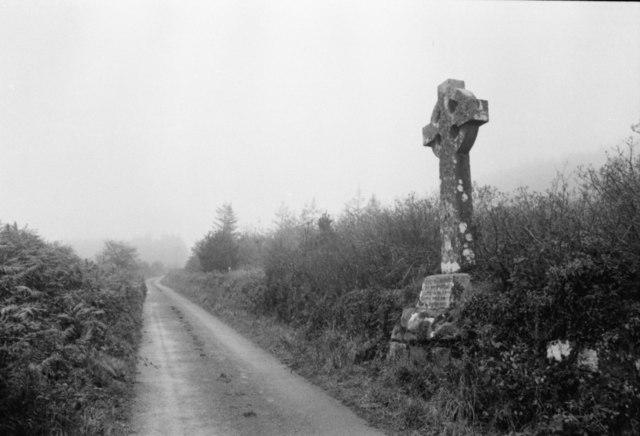 Monument at Corbally, Co. Kilkenny
