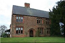 SK7064 : Old Hall, Kneesall by Martin Jones