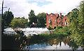 SO9946 : Cropthorne Mill by Trevor Rickard