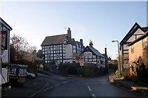 SO3958 : The New Inn, Pembridge by Philip Pankhurst