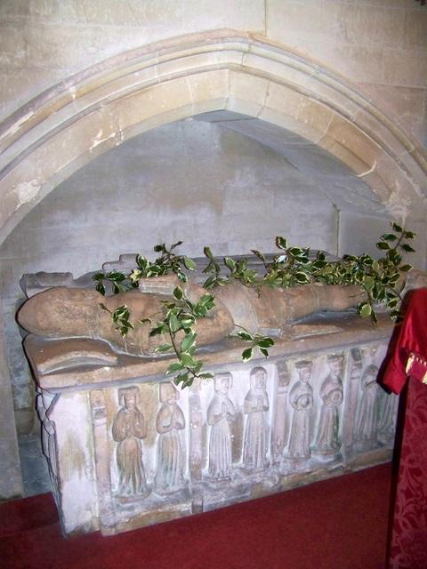 Tomb, St Andrew's Church