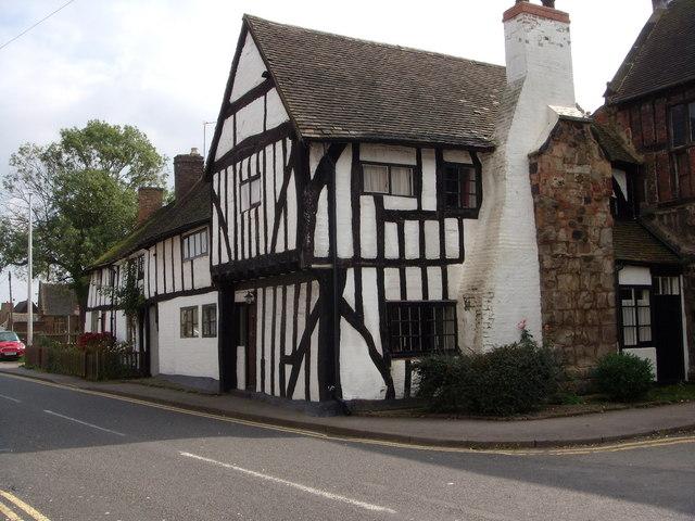 Polesworth cottage