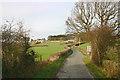 SE3901 : Smithy Bridge Lane by Jeff Pearson