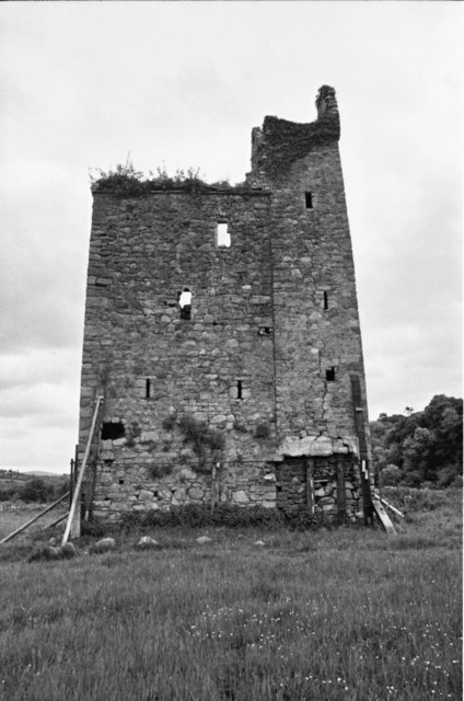 Dysart Castle, Thomastown, Co. Kilkenny