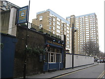 TQ3282 : The Old Fountain, Peerless Street, EC1 by Mike Quinn