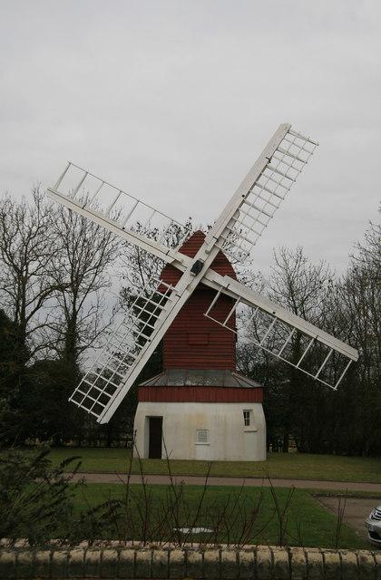 Madingley Wind Mill