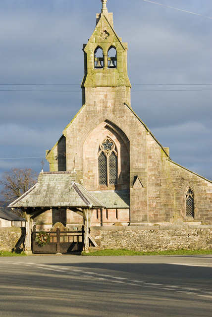 Great Asby Church