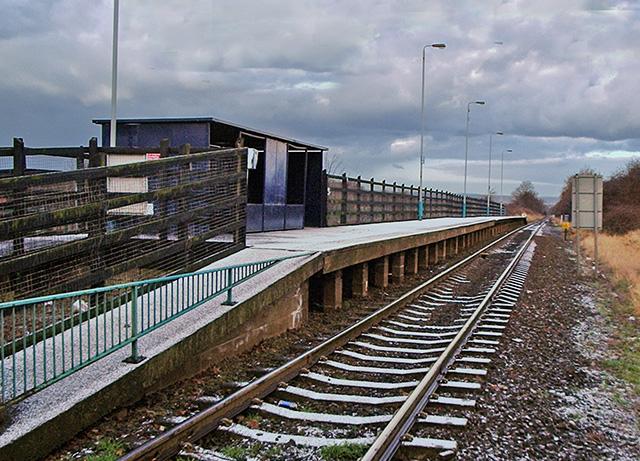 Gypsy Lane Station