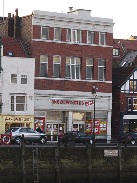Woolworths, Whitby