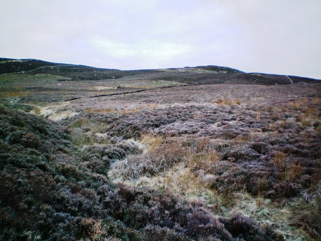 Burn NE of Meall Dubh