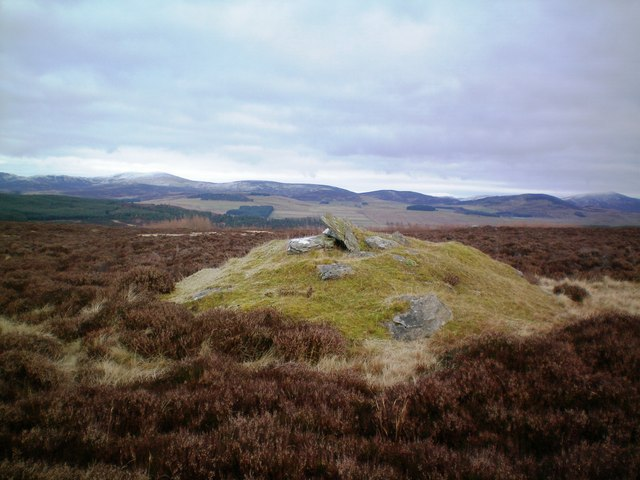 Tumulus E of Loch Eisg