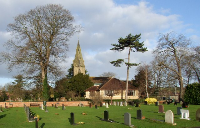 St. Helen's Church from the South