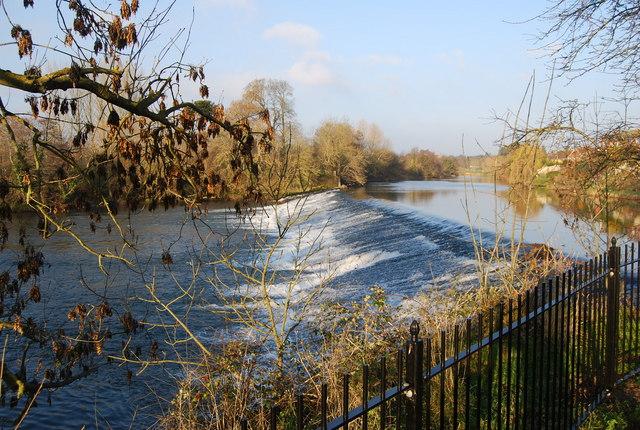 Countess Weir, River Exe