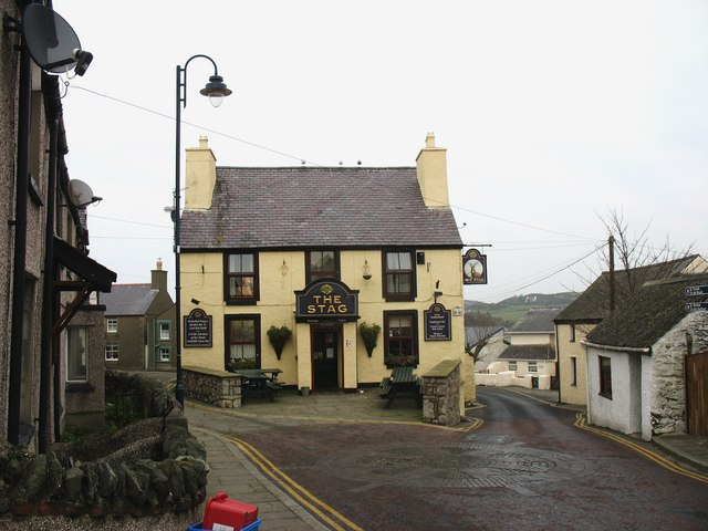 The Stag Inn, Cemaes