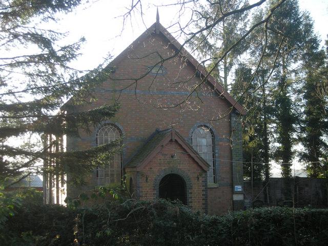 Chorley Baptist Church