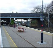 NT9953 : Berwick-Upon-Tweed station by Thomas Nugent