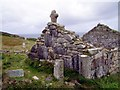 SW3531 : St Helen's Oratory, Cape Cornwall by Chris Tomlinson