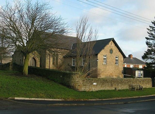 Heddon on the Wall Methodist Church