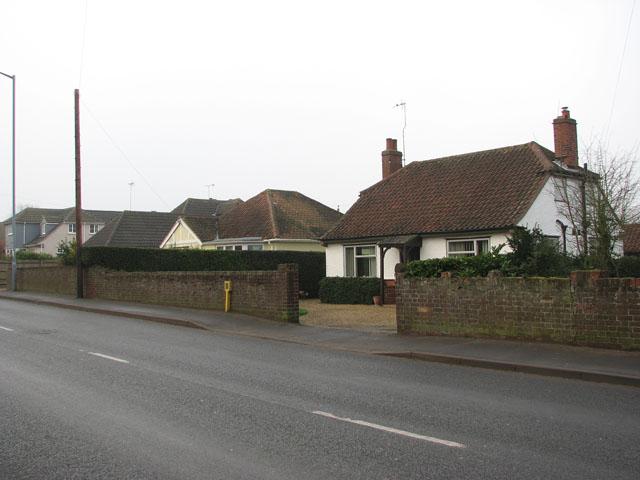 Norwich Road (A1151)