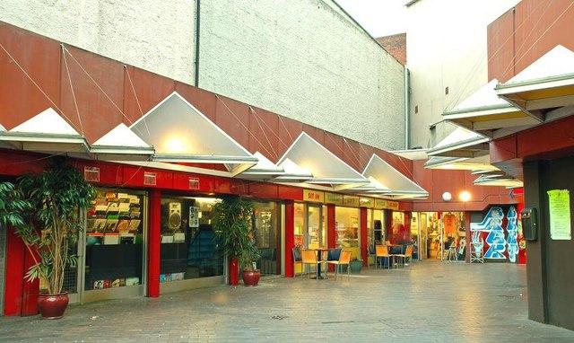The Haymarket, Belfast