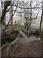 SO3996 : Footbridge, Bridges by Derek Harper