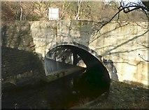 SE1307 : New bridge over the River Holme, off Woodhead Road, Holmfirth by Humphrey Bolton