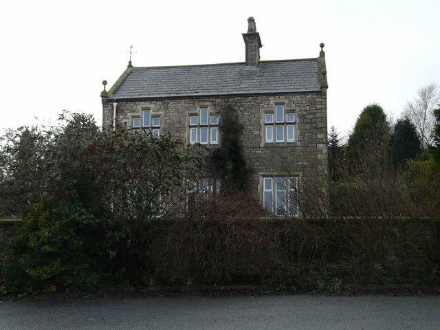 Former Oozebooth farmhouse