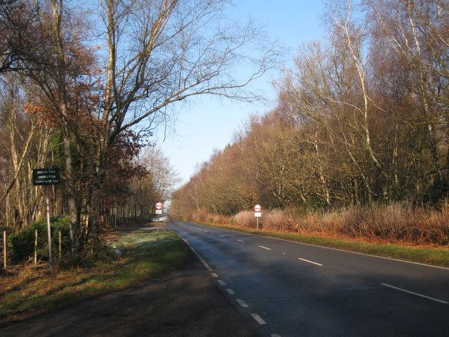 B2096 to Netherfield