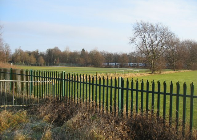 Sharp fence