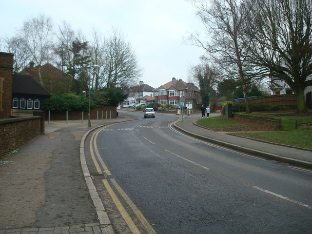 Station Hill, Hayes, Kent