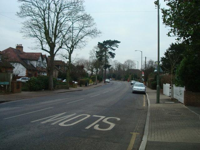 Bourne Way, Hayes, Kent
