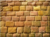 SE2768 : Fountains Abbey: stonework by Martyn Gorman