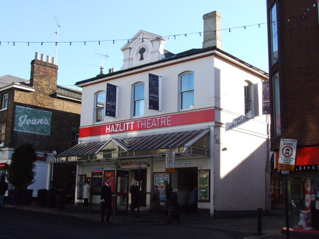 Hazlitt Theatre, Maidstone