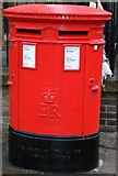TQ2978 : Post Box Aylesford Street Pimlico by PAUL FARMER