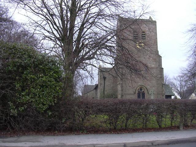 All Saints' Church, Station Road