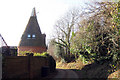 TQ6229 : Lodge Hill Oast, Coombe Lane, Wadhurst, East Sussex by Oast House Archive