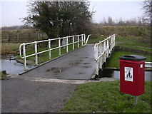 SD4520 : Canal Swing Bridge by Robert Wade
