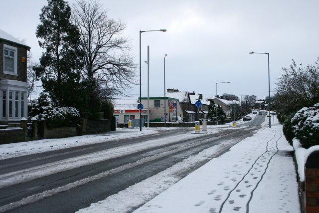 Pike Hill  Brunshaw Road